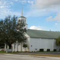First Baptist Church at Fort Meade, FL, Форт-Мид