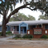 Lewis Elementary School at Fort Meade, FL, Форт-Мид