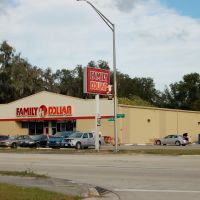 Family Dollar at Fort Meade, FL, Форт-Мид