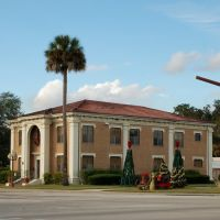 City Hall at Fort Meade, FL, Форт-Мид