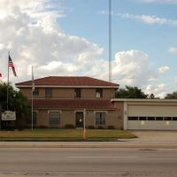 Fort Meade Fire Department at Fort Meade, FL, Форт-Мид
