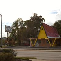 Johns Miners Den, Drive In Restaurant at Fort Meade, FL, Форт-Мид