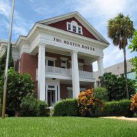 The Boston House at Boston ave/ S Indian river dr, Fort Pierce, Форт-Пирс