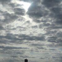 Cloudy day on the Intercoastal, Форт-Пирс