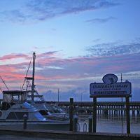 fishermans wharf, Форт-Пирс
