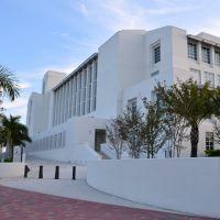 Alto Lee Adams United States Courthouse, Fort Pierce, FL, Форт-Пирс