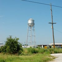 Water Tank at Hunt Brothers Cooperative Packinghouse, Lake Wales, FL, Хайленд-Парк