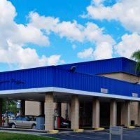Bank of America Drive Through Webb Road Tampa FL, Хамптон