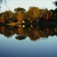 Cedar Lake-Autumn, Хамптон