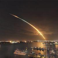 The Last Night Shuttle Launch, Холли-Хилл