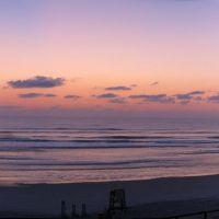 Pre-Sunrise at Daytona Beach, Florida, Холли-Хилл