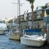 Fishermens Village. PUNTA GORDA, FLORIDA., Шарлотт-Парк