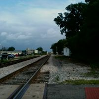 Oak Ridge rail crossing, Эджвуд