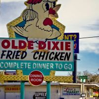 Olde Dixie Fried Chicken on Orange Ave. in Orlando, FL, Эджвуд