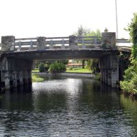 Lake Gatlin canal bridge, Эджвуд