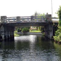 Lake Gatlin canal bridge, Эджвуд