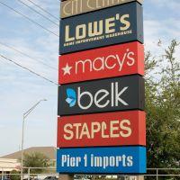 Citi Centre Sign at Winter Haven, FL, Элоис