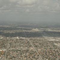Miami, air view, Эль-Портал