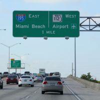 Miami Highway 95, West Little River, Florida, Эль-Портал