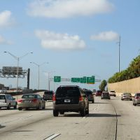Miami Highway 95, Model City, Miami, Florida, Эль-Портал