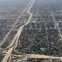 Miami Highway I-95, FL, Эль-Портал