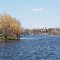 Moccasin Creek Looking North, Абердин