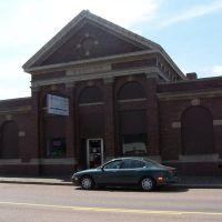 Historic Depot, Абердин
