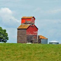 Barn in South Dakota, Ватертаун