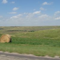 South Dakota Prairie off of I90, Ватертаун