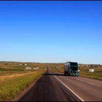 I-90 road at South Dakota, Ватертаун