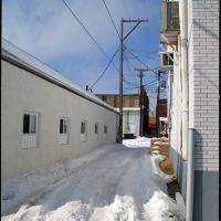 Little street, Кантон