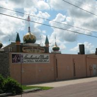 Corn Palace and Doll Museum, Митчелл