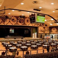 Interior Panorama of the Corn Palace, Mitchell, SD, Митчелл