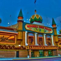 Mitchells Corn Palace, Митчелл