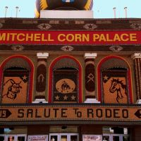 South Dakota: Corn Palace in Mitchell, Митчелл
