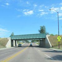 RR Overpass, Митчелл