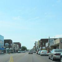 Main Street, Митчелл