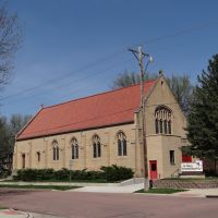 St Marys Episcopal Church in Mitchell SD, Митчелл