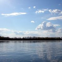 Missouri River, Пирр