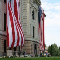SD State Capitol -Vietnam War Memorial Dedication, 09-2006, Пирр