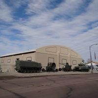 South Dakota National Guard Museum in Pierre SD, Пирр