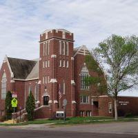 Lutheran Memorial Church in Pierre SD, Пирр