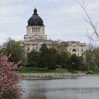 South Dakota State Capitol in Pierre SD, Пирр