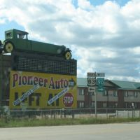 Pioneer Auto Museum, Рапид-Сити