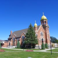 Saint Bernards Church, Redfield, Spink County, South Dakota, Редфилд