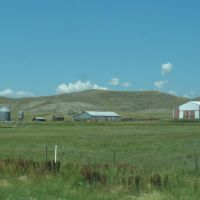 Barn and silos on 83, Сиу-Фоллс