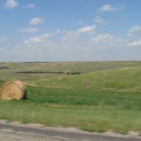 South Dakota Prairie off of I90, Сиу-Фоллс