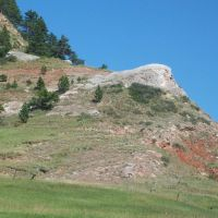 Spearfish, South Dakota Scenery, Спирфиш