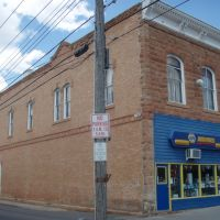 Spearfish Odd Fellows Hall, Спирфиш