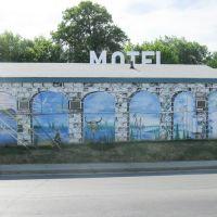 Motel Mural, Спирфиш